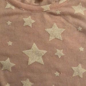 Poof! Shirts & Tops - Poof Girl ❤️ shirt with white stars youth large